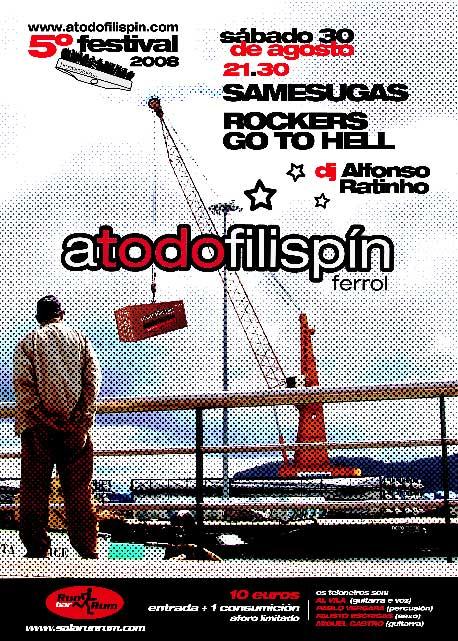 V Festival A TODO FILISPÍN