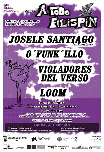I Festival A TODO FILISPÍN