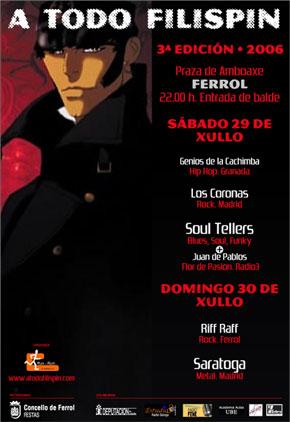 III Festival A TODO FILISPÍN