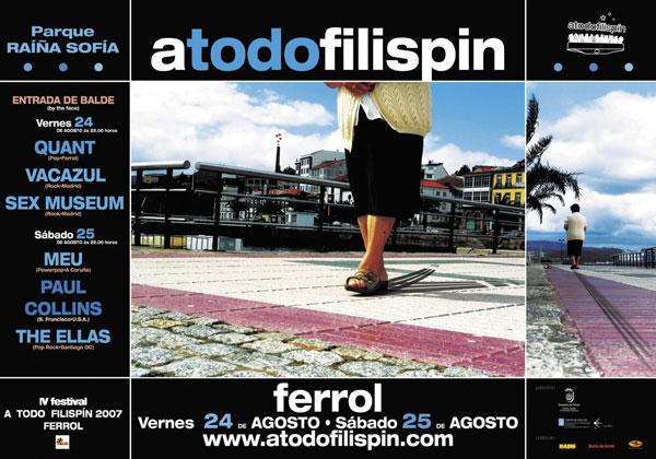 IV Festival A TODO FILISPÍN